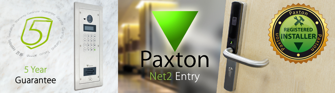 Paxton Net2 Entry Door Access Security
